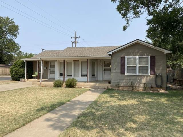 3520 24th Street, Lubbock, TX 79410 (MLS #202008418) :: McDougal Realtors