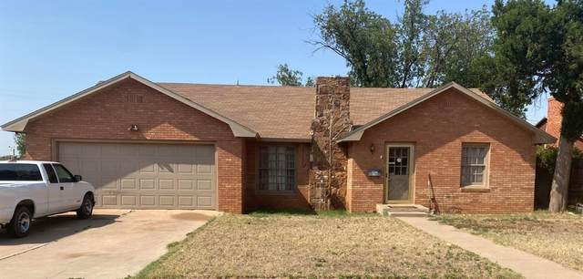 701 E Tate Street, Brownfield, TX 79316 (MLS #202008425) :: Duncan Realty Group