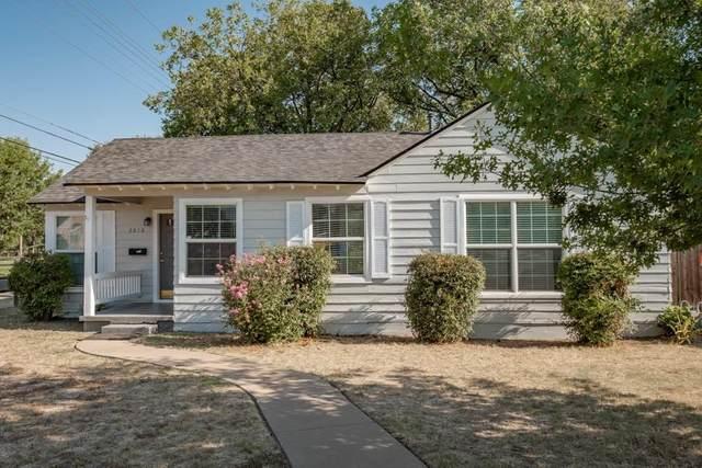2816 28th Street, Lubbock, TX 79410 (MLS #202008439) :: Reside in Lubbock   Keller Williams Realty