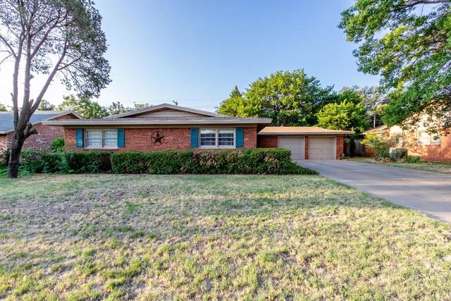 5215 28th Street, Lubbock, TX 79407 (MLS #202008463) :: Better Homes and Gardens Real Estate Blu Realty