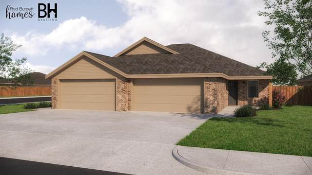 1403 16th, Shallowater, TX 79363 (MLS #202008495) :: Better Homes and Gardens Real Estate Blu Realty
