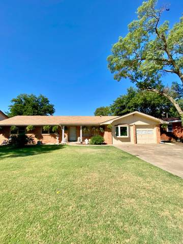 6014 Vernon Avenue, Lubbock, TX 79412 (MLS #202008540) :: Reside in Lubbock | Keller Williams Realty