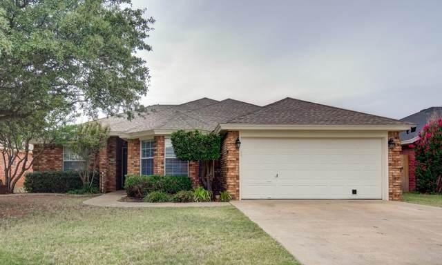 908 Justice Avenue, Lubbock, TX 79416 (MLS #202008562) :: The Lindsey Bartley Team