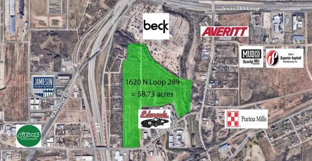 1620 N Loop 289, Lubbock, TX 79403 (MLS #202008576) :: Better Homes and Gardens Real Estate Blu Realty