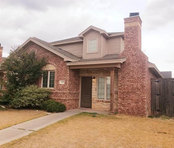 4422 106th, Lubbock, TX 79424 (MLS #202008618) :: McDougal Realtors
