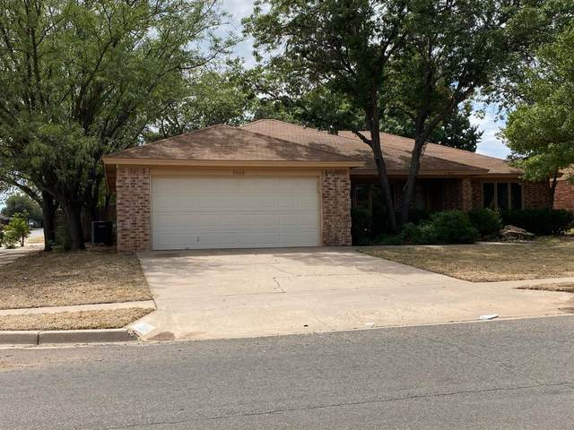 5509 92nd Street, Lubbock, TX 79424 (MLS #202008643) :: Better Homes and Gardens Real Estate Blu Realty