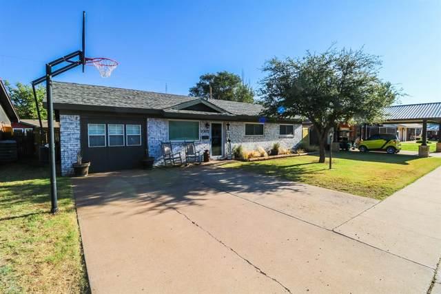 1307 W 14th Street, Littlefield, TX 79339 (MLS #202008710) :: The Lindsey Bartley Team