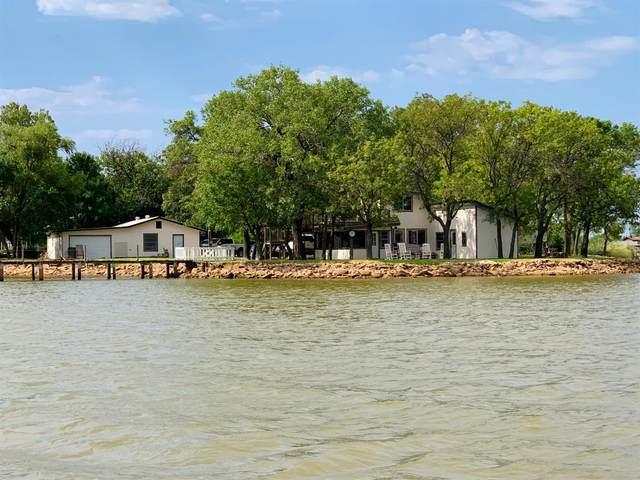 321 Butler Point Road, Graford, TX 76449 (MLS #202008722) :: Reside in Lubbock | Keller Williams Realty