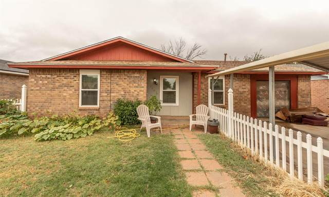 2202 Norwich Avenue, Lubbock, TX 79407 (MLS #202008733) :: Better Homes and Gardens Real Estate Blu Realty