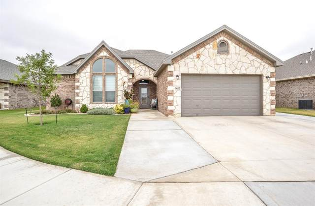 9612 Grover Avenue, Lubbock, TX 79424 (MLS #202008757) :: The Lindsey Bartley Team