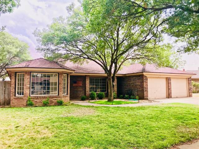 715 8th Street, Wolfforth, TX 79382 (MLS #202008763) :: Stacey Rogers Real Estate Group at Keller Williams Realty