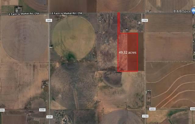 3802 E Farm Road 1294, Lubbock, TX 79403 (MLS #202008764) :: McDougal Realtors