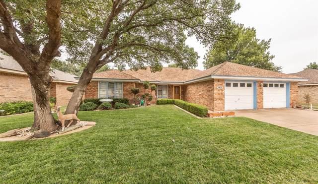 5901 76th Street, Lubbock, TX 79424 (MLS #202008793) :: The Lindsey Bartley Team