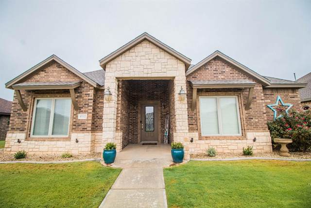 6112 75th Street, Lubbock, TX 79424 (MLS #202008812) :: Better Homes and Gardens Real Estate Blu Realty