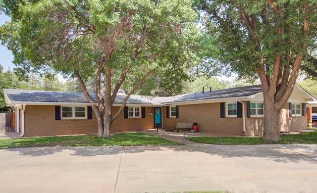 2720 56th Street, Lubbock, TX 79413 (MLS #202008831) :: Better Homes and Gardens Real Estate Blu Realty
