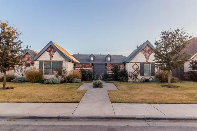 3709 134th Street, Lubbock, TX 79423 (MLS #202008839) :: McDougal Realtors