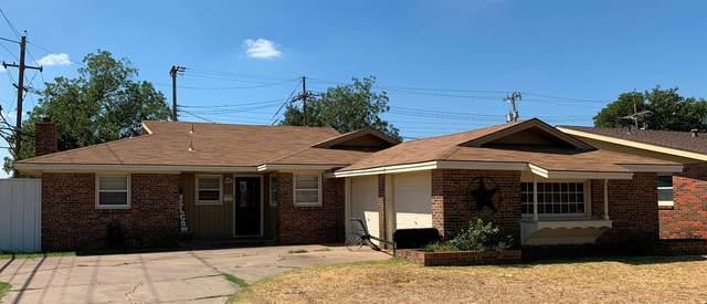 2501 52nd Street, Lubbock, TX 79413 (MLS #202008891) :: McDougal Realtors