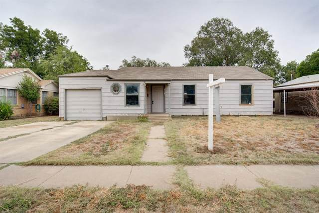 3014 29th Street, Lubbock, TX 79410 (MLS #202008936) :: Duncan Realty Group