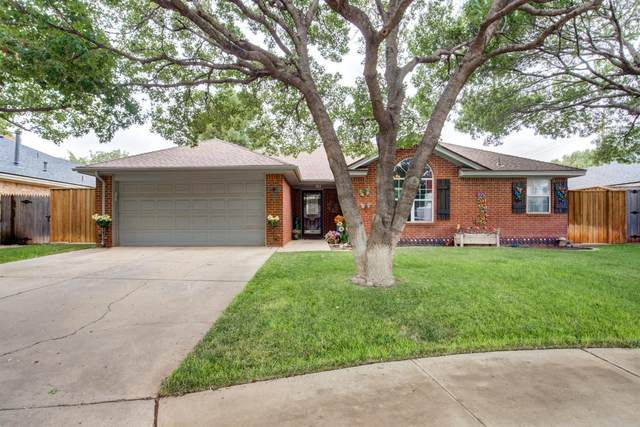 8204 Clinton Avenue, Lubbock, TX 79424 (MLS #202008940) :: Better Homes and Gardens Real Estate Blu Realty
