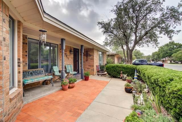 7915 Vicksburg Avenue, Lubbock, TX 79424 (MLS #202008981) :: Better Homes and Gardens Real Estate Blu Realty