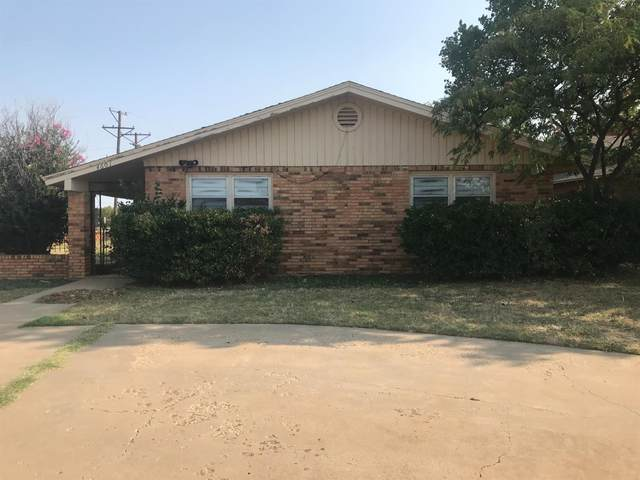 4601 29th Street, Lubbock, TX 79410 (MLS #202008985) :: Better Homes and Gardens Real Estate Blu Realty