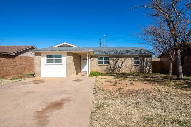 4618 Grinnell Street, Lubbock, TX 79416 (MLS #202009009) :: The Lindsey Bartley Team