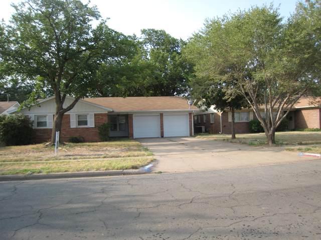 4713 47th Street, Lubbock, TX 79414 (MLS #202009058) :: The Lindsey Bartley Team