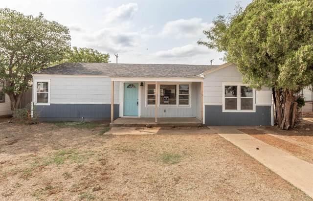 3313 Itasca Street, Lubbock, TX 79415 (MLS #202009061) :: Lyons Realty