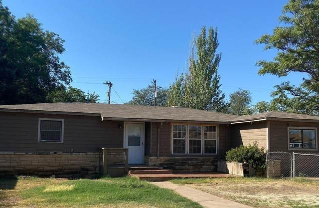 3109 36th Street, Lubbock, TX 79413 (MLS #202009065) :: Better Homes and Gardens Real Estate Blu Realty