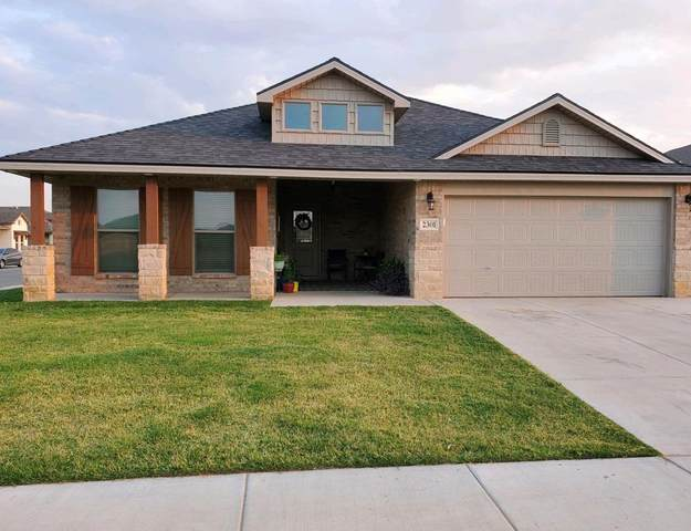 2301 140th Street, Lubbock, TX 79423 (MLS #202009082) :: Better Homes and Gardens Real Estate Blu Realty