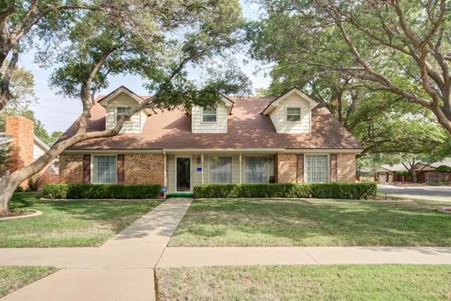 3702 67th Street, Lubbock, TX 79413 (MLS #202009096) :: Duncan Realty Group