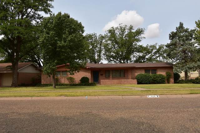 219 E 21st Street, Littlefield, TX 79339 (MLS #202009100) :: Better Homes and Gardens Real Estate Blu Realty