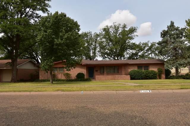 219 E 21st Street, Littlefield, TX 79339 (MLS #202009100) :: The Lindsey Bartley Team