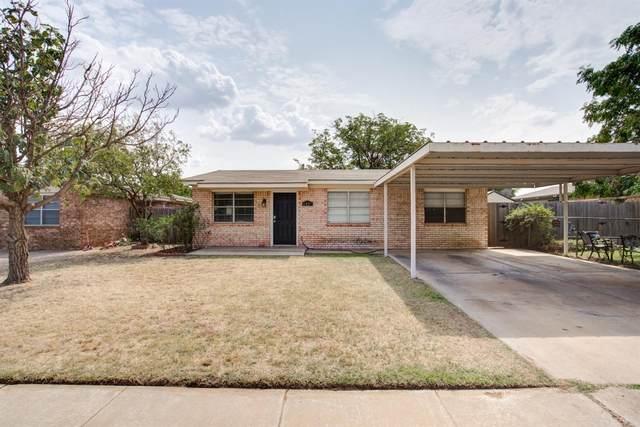 6409 28th Street, Lubbock, TX 79407 (MLS #202009118) :: McDougal Realtors