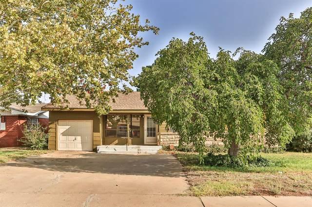 2218 37th Street, Lubbock, TX 79412 (MLS #202009129) :: Duncan Realty Group