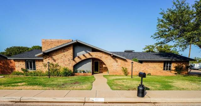 110 S Terry Drive, Slaton, TX 79364 (MLS #202009178) :: Reside in Lubbock | Keller Williams Realty