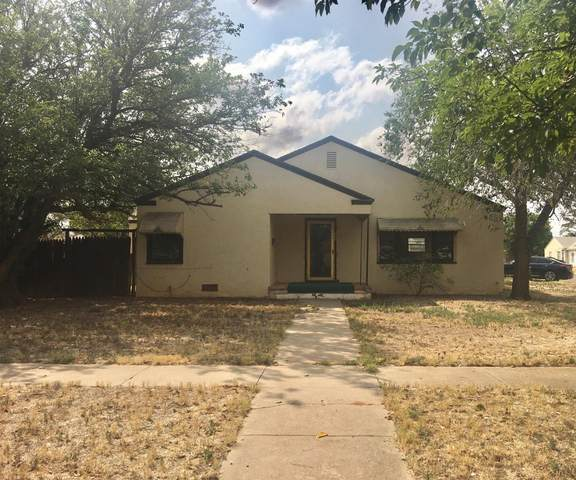 802 E Broadway Street, Brownfield, TX 79316 (MLS #202009187) :: Duncan Realty Group