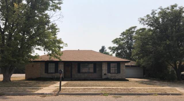 318 E 12th Street, Littlefield, TX 79339 (MLS #202009191) :: Better Homes and Gardens Real Estate Blu Realty