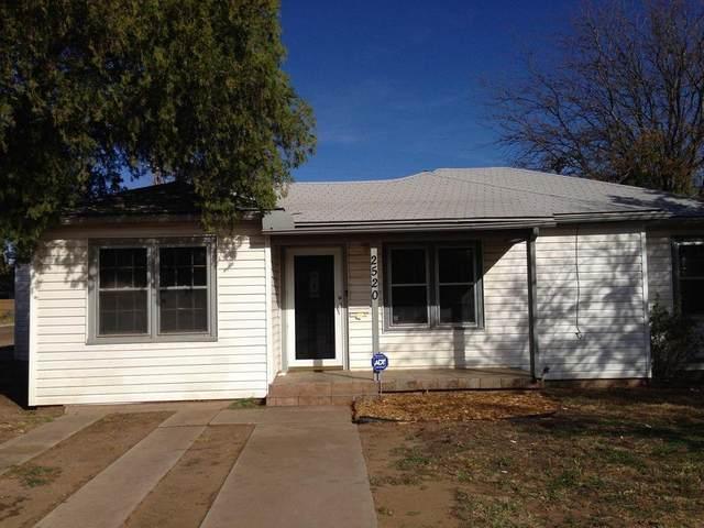 2520 39th Street, Lubbock, TX 79413 (MLS #202009192) :: The Lindsey Bartley Team