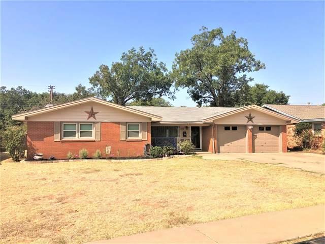 6008 Vernon Avenue, Lubbock, TX 79412 (MLS #202009249) :: The Lindsey Bartley Team
