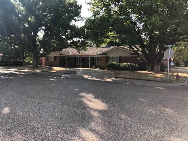 1302 E Harris Street, Brownfield, TX 79316 (MLS #202009263) :: Duncan Realty Group