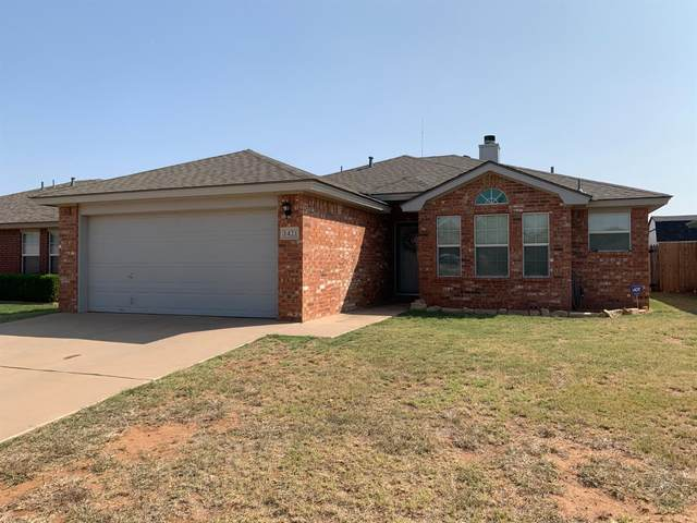 1421 77th Street, Lubbock, TX 79423 (MLS #202009295) :: Stacey Rogers Real Estate Group at Keller Williams Realty
