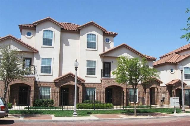 2108-#6 Main Street, Lubbock, TX 79401 (MLS #202009318) :: McDougal Realtors