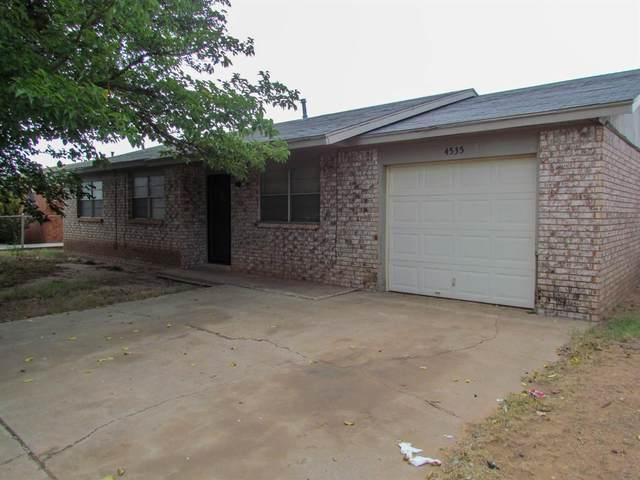 4535 Marshall Street, Lubbock, TX 79416 (MLS #202009321) :: Duncan Realty Group