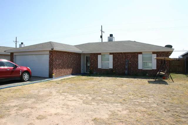 6415 33rd Street, Lubbock, TX 79407 (MLS #202009356) :: Better Homes and Gardens Real Estate Blu Realty