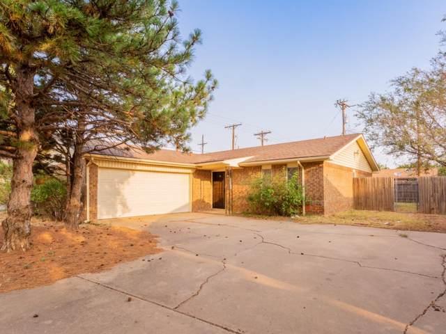 4652 Harvard Street, Lubbock, TX 79416 (MLS #202009371) :: Better Homes and Gardens Real Estate Blu Realty