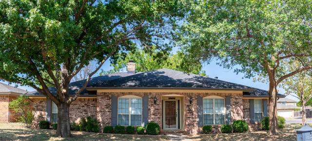 5502 73rd Street, Lubbock, TX 79424 (MLS #202009374) :: Better Homes and Gardens Real Estate Blu Realty