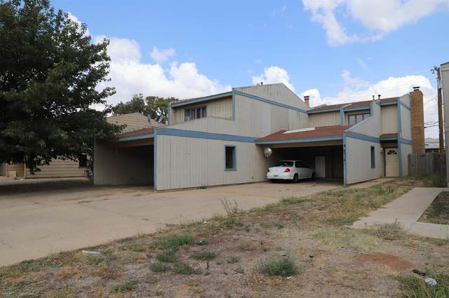 4312 52nd Street, Lubbock, TX 79413 (MLS #202009386) :: Better Homes and Gardens Real Estate Blu Realty