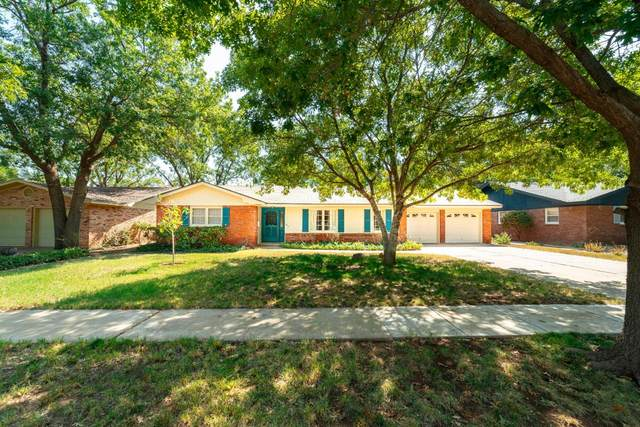 3417 61st Street, Lubbock, TX 79413 (MLS #202009395) :: Stacey Rogers Real Estate Group at Keller Williams Realty