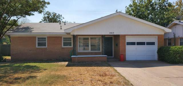 2813 63rd Street, Lubbock, TX 79413 (MLS #202009401) :: Better Homes and Gardens Real Estate Blu Realty